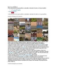 claves para proyectr espacio publico
