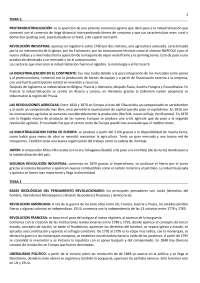 HISTÒRIA POLÍTICA I SOCIAL CONTEMPORÀNIA