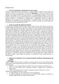 Turri - Linguaggi della comunicazione - Risposte alle domande dell'esame