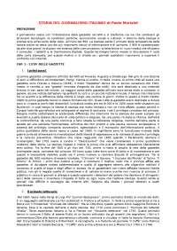Storia del giornalismo. Dalle Gazzette a Internet - Paolo Murialdi