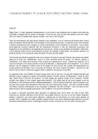 Caso clinico per metodi e tecniche psicodiagnostiche