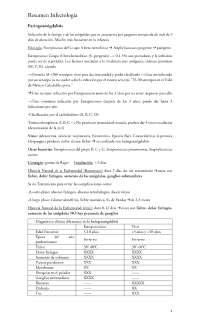 Resumen Infectología pediátrica