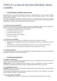 tema 3 psicologia del derecho