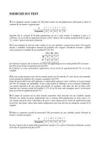 Esercizi modulo2 Statistica applicata Deldossi Unicatt economia