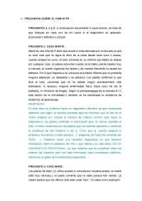 PEC 1 Psicopatología Infantil UOC