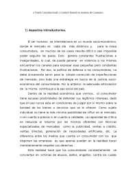 La Tutela Constitucional y Control del Estado en materia de Consumo en Costa  Rica