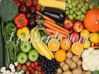 L'alimentazione e le diete