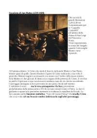 Caravaggio 2: vita e opere di Caravaggio pt.2