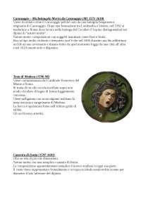 Caravaggio1: vita e opere di Caravaggio pt.1