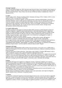 Giuseppe Ungaretti, vita e opere