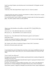 Acidez de compostos fenólicos