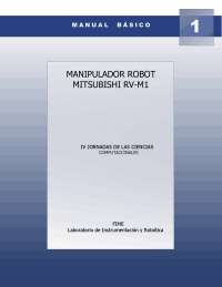 Manual Robot MItsubishi