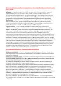 ECONOMIA AZIENDALE - DOMANDE D'ESAME + RISPOSTE