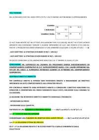 Politica Economica (Prof. Mazzola) Unipa