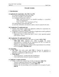 Intellectual Property Law Notes, Past Exams for Intellectual Property (IP)