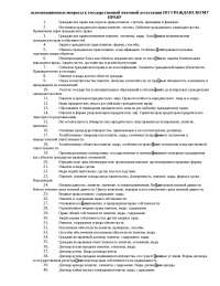 Шпоры к госам по Гражданскому Праву билеты по гражданскому праву и процессу
