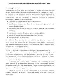 Финансово-экономический анализ деятельности банка курсовая по банковскому делу