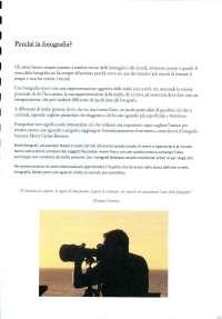 tesina scientifico: la FOTOGRAFIA (inglese, arte, fisica)