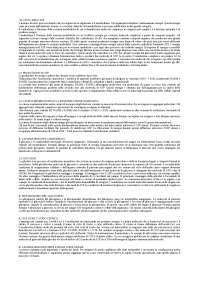 RIASSUNTO SCIENZE: IL METABOLISMO