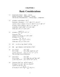 fluid dynamics solution