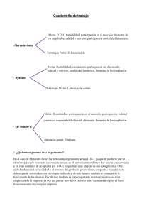 organización y diseño