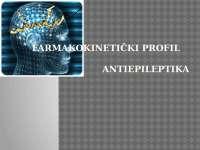 farmakokineticki profil antiepileptika
