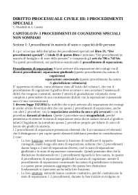 Riassunti diritto processuale civile, C. Mandrioli & A. Carratta, volume III, capitoli 4 e 5, da pagina 84 a pagina 324.