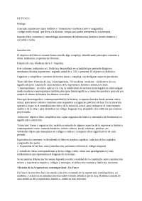 Resumen  De Fusco , prologo e introducción