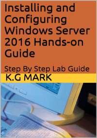 Установка и конфигурирование Windows Server 2016