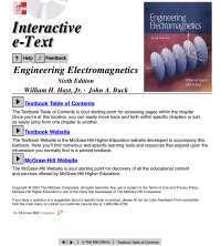 Engineering Electromagnetics - 6th Edition [William H. Hayt