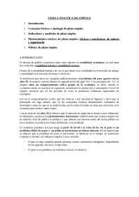 tema 2.1 politica de empleo