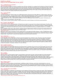 ENGLISH FOR INTERNATIONAL SOCIAL WORK - GERALDINE LUDBROOK