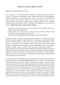 """Riassunto di """"Anoressia, bulimia e obesità"""" di M. Cuzzolaro"""