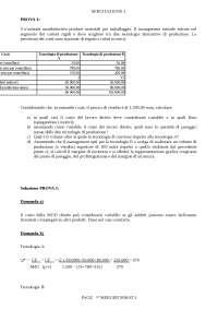 BEA, profittogramma e MS
