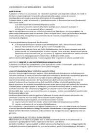 Sassen - Una sociologia della globalizzazione