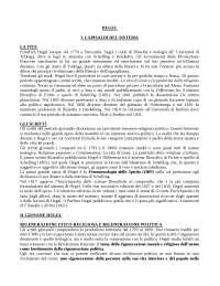 PROGRAMMA COMPLETO DI FILOSOFIA (esame di maturità)