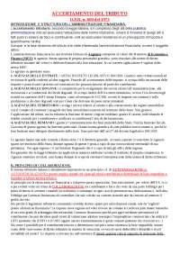 2 parziale diritto tributario Prof. Maria Dionisia Corrado