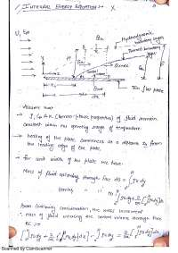 heat and mass transfer, Study notes for Heat and Mass Transfer