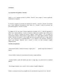 Actividad N 3 de Introducción al Derecho