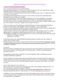 Appunti per un manuale di storia e teoria del restauro di Ciatti