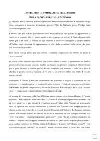 """Consigli per la compilazione del libretto di Praticante Avvocato e per la """"sopravvivenza"""" alla pratica stessa"""
