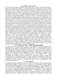 traduzione saggio in spagnolo ,archivistica