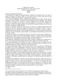 Código Civil boliviano de 1831