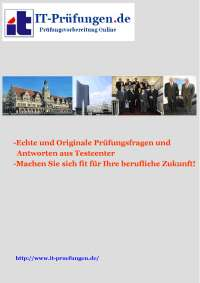Prüfungsvorbereitung auf 1Z0-147 fragen deutsch