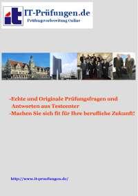 1Z0-146 Zertifizierung prüfungsfragen deutsch