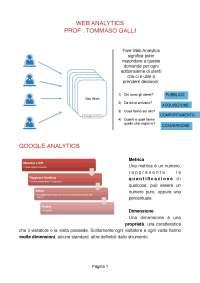 Guida pratica Google Analytics