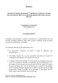 """Riassunto Luigi Burroni - """"Capitalismi a Confronto"""" (Completo) edizione 2016"""