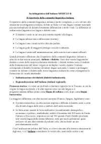 Sociolinguistica dell'italiano contemporaneo- G. Berruto