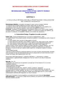Metodologie didattiche attive e competenze - GHERARDI