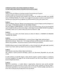 CONFRONTO ENEIDE E SETTIMA HEROIDES DI OVIDIO